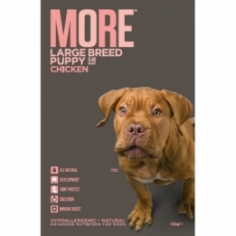 3 kg More large breed puppy chicken
